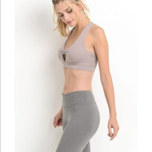 Other - ARRIVING SOON Twist Front Sports Bra
